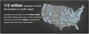 Lexington Law Infographic