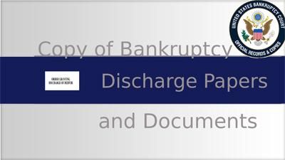 Copyofbankruptcydischargepapersanddoc